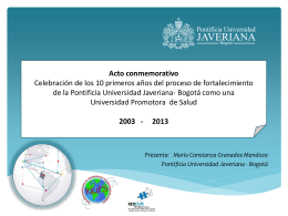 Archivo Adjunto 1 - Pontificia Universidad Javeriana