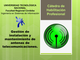 Presentacion Informe Preliminar