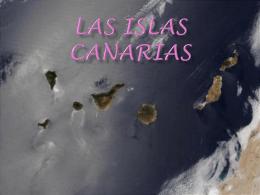 Trabajo Las Islas Canarias