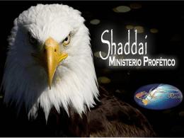 Ministerio profético - Shaddai Ministerio Profetico