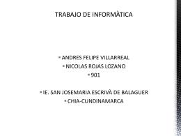 TRABAJO DE INFORMÀTICA 2