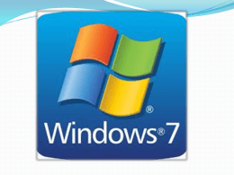 Versiones de windows 7
