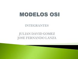 MODELOS OSI - gestion201200