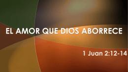 Descargar PowerPoint - Alianza Cristiana del Valle