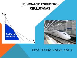 PROGRAMACION LINEAL[1]