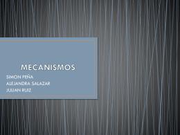 MECANISMOS (133651)