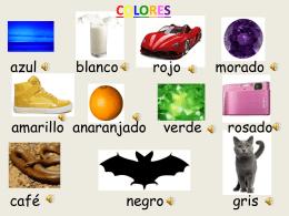colores - senoranunezjmi