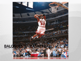 Baloncesto (Basketball) - estrategias-estudio