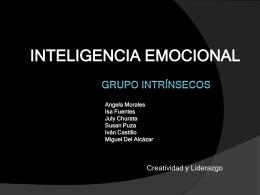 Contexto - GrupoIntrinsecosUPC