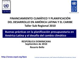 Slide 1 - UNDPCC.org