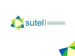 SUTEL: Efectividad del Regulador y Poder de los Regulados
