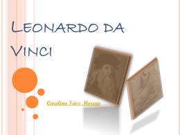 Leonardo da Vinci - carolinadonbosco
