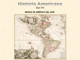 mapas de américa del sur