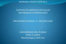 Diapositiva 1 - xiomarapinedo