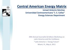Diapositiva 1 - Latin American and Caribbean Center