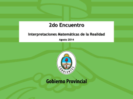 2do Enuentro Especialidad Informática