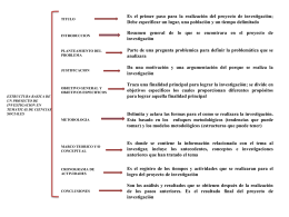 PASOS DE INVESTIGACION