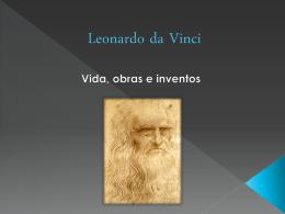 Leonardo da Vinci - emiliogalileotecno