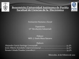 Alejandro Garcia Santiago_3^a Revolucion - FHS-FCE