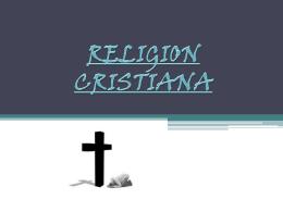 RELIGION CRISTIANA