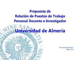 presentación - Repositorio UAL