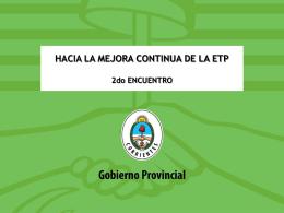 2do-Encuentro-Rectores - Dirección de Educación Técnico
