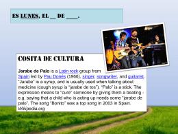 """""""bonito""""? - Spanish 110"""