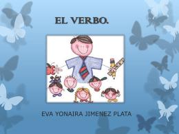 1. CLASE DEL VERBO !!¡¡¡