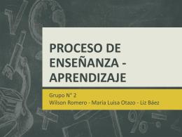 Resumen-PROCESO_DE_ENSEÃ`ANZA_APRENDIZAJE