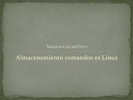 Mauricio Carvajal Perez expo