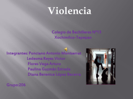 violencia escolar power point20 - Wikimusic-tic2
