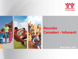 Diapositiva 1 - Canadevi Sonora