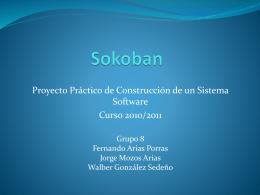 Sokoban - proyecto
