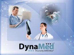 DynaMed - CONRICyT