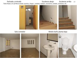 Inventario Villa en Santa Fe