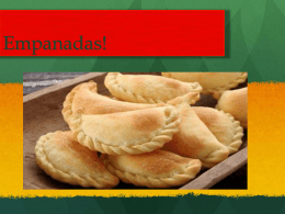 Empanadas! - Language Links 2006