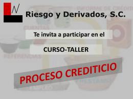 Diapositiva 1 - Riesgo y Derivados,SC