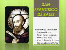SAN FRANCISCO DE SALES (1427905)