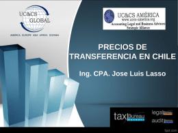 Precios de transferencia en Chile