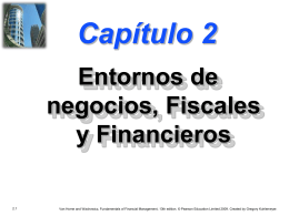 Chapter 2 -- The Business, Tax, and Financial