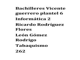 León Gómez Rodrigo 19/mar/12