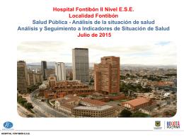 Denominador - Hospital de Fontibón