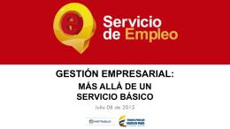 Descargar Gestion Empresarial - Comunidad Red de servicio