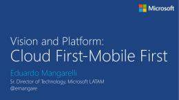 Azure AWS Google Cloud Platform