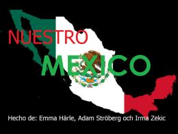 De México a los EE.UU