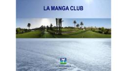 Turismo de golf. Gonzalo Valdés.