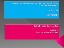 Colegio de estudios científicos y tecnológicos del estado