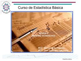 Estadistica Basica Sesion 8