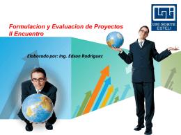 IDIOMA Extranjero I - Ing. Edson Rodríguez Solórzano