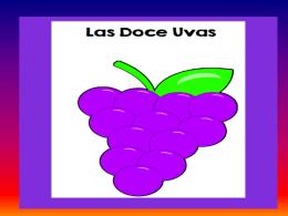 Las Doce Uvas PPT - Solo se habla español